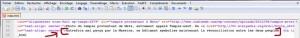 fichier à modifier avec notepad