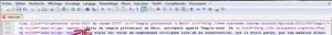 fichier modifié avec notepad