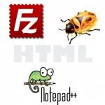 les logiciels gratuits pour un site HTML